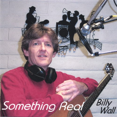 Album Cover - Something Real